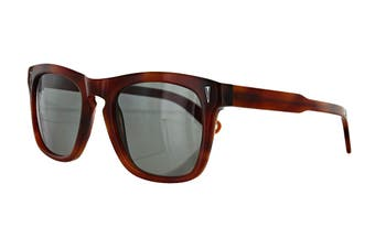 Vilebrequin FUSE Sunglasses (Honey Tort, Size 52-22-145) - Smoke