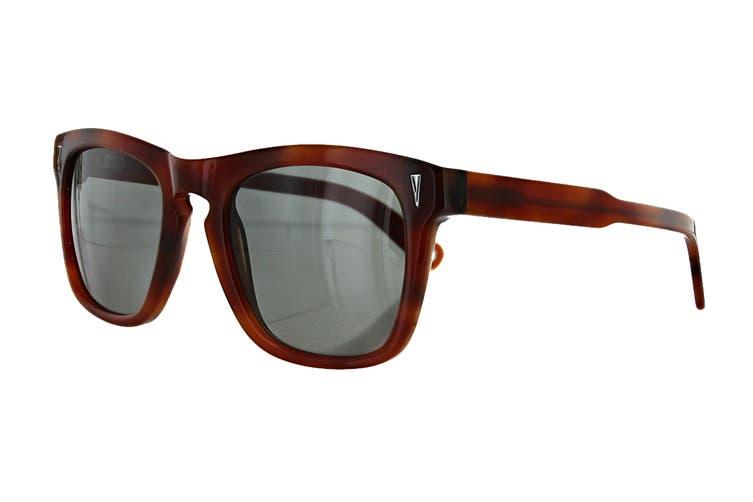 Vilebrequin FUSE Sunglasses (Honey Tort, Size 52-22-145) - Smoke