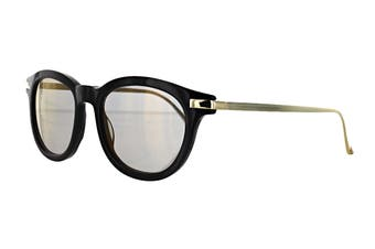 Vilebrequin LOEB Sunglasses (Black, Size 50-18-145) - Gold