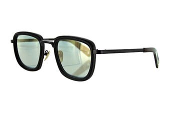 Vilebrequin POINTER Sunglasses (Black, Size 49-22-142) - Gold