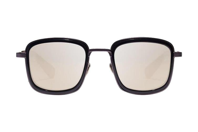 Vilebrequin POINTER Sunglasses (Black, Size 49-22-142) - Gold