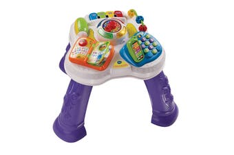 Vtech Play & Learn Activity Table (Purple)