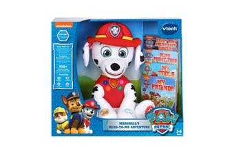 Vtech Pw Patrol Marshalls' Read-To-Me Adventure