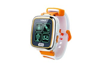 Vtech Star Wars BB-8 Camera Watch (White & Orange)