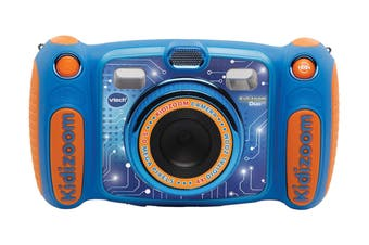 VTech Kidizoom Duo 5MP Camera (Blue)