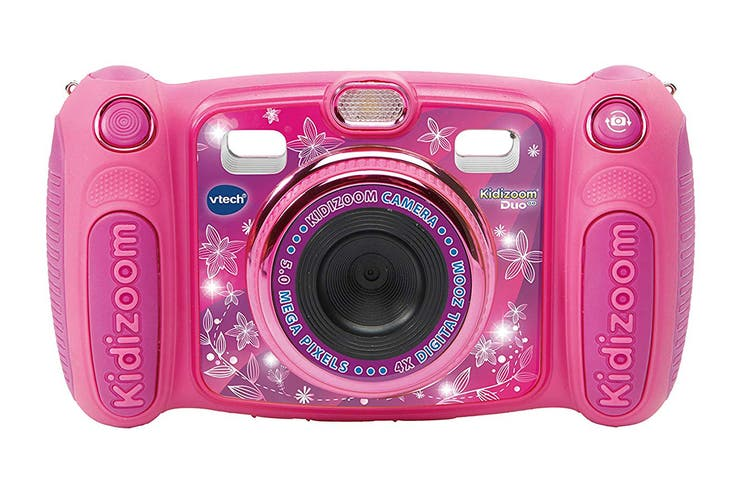 VTech Kidizoom Duo 5MP Camera (Pink)