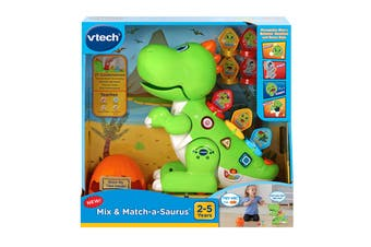 Vtech Learn & Dance Dino (Green)