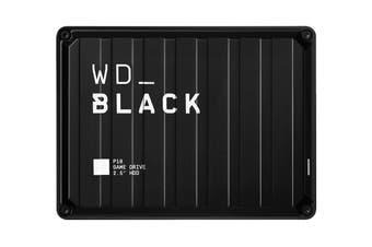 WD Black P10 5TB Portable Game Drive (WDBA3A0050BBK-WESN)