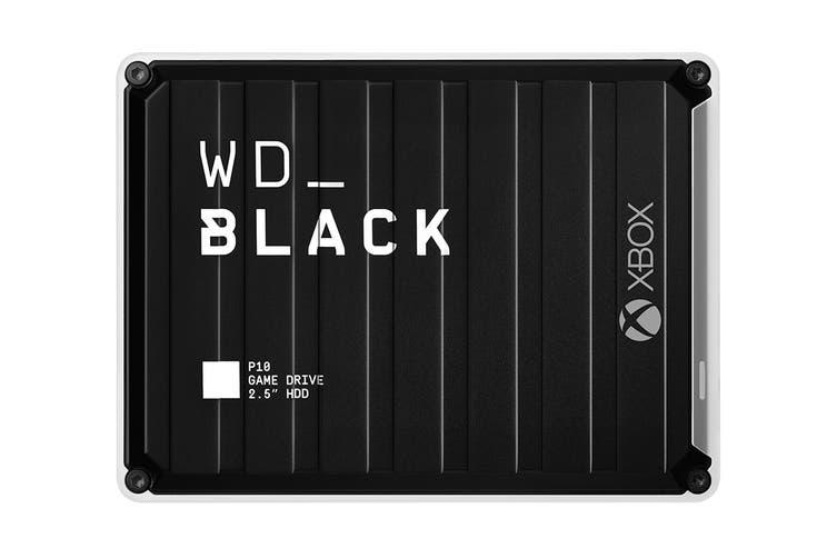 WD Black P10 5TB Portable Game Drive for Xbox (WDBA5E0120HBK-SESN)