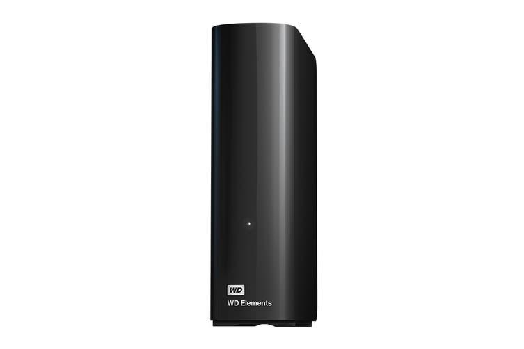 WD Elements 8TB USB 3.0 Desktop Storage (WDBBKG0080HBK-AESN)