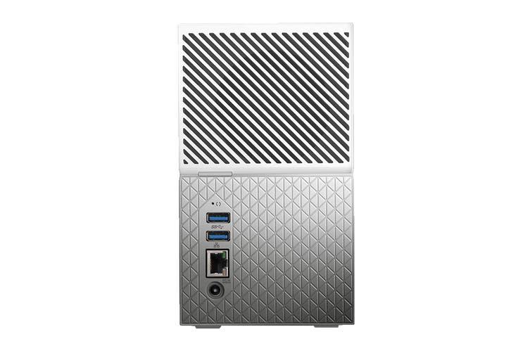 WD My Cloud 20TB Home Duo Personal Cloud Storage (WDBMUT0200JWT-SESN)