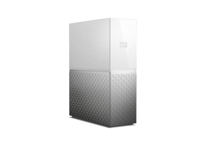 WD My Cloud Home 6TB Personal Cloud Storage Device (WDBVXC0060HWT-SESN)