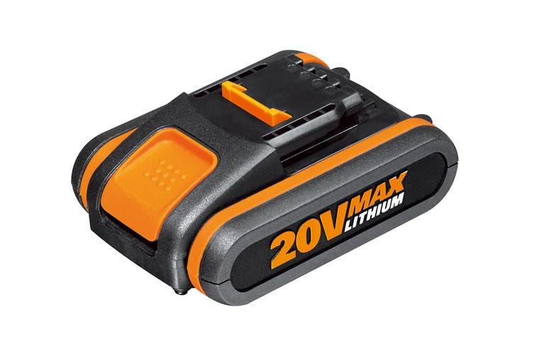 WORX Powershare 20V 2.0Ah MAX Lithium-ion Battery (WA3551.1)