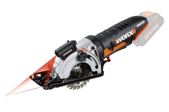 WORX 20V WORKSAW Cordless 85mm Saw (WX523.9, Skin Only)