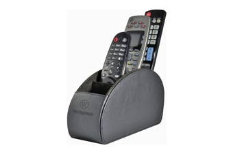 Westinghouse 5 Pocket Remote Control Holder - Black