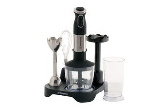 Westinghouse 1000W Stick Mixer Set - Stainless Steel