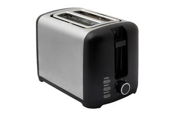 Westinghouse 2 Slice Toaster - Stainless Steel (WHTS2S06SS)