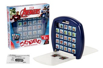 Marvel Avengers Match