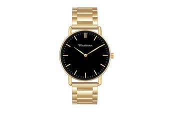 Winstonne Easton in Gold Watch (Gold)