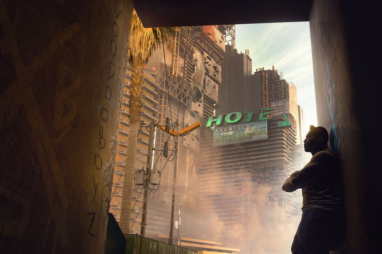 Cyberpunk 2077 Day One Edition (Xbox One)