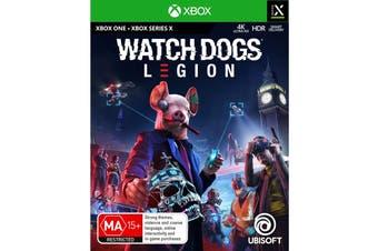 Watch Dogs Legion (Xbox One/ Xbox Series X)
