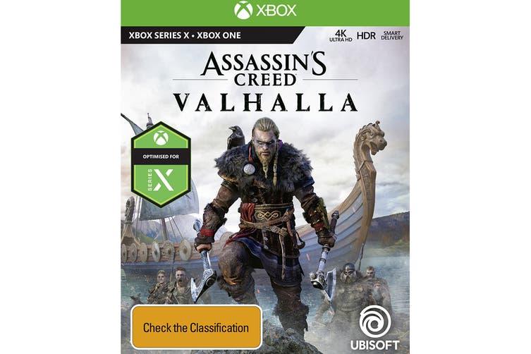 Assassins Creed Valhalla (Xbox One/Xbox Series X)