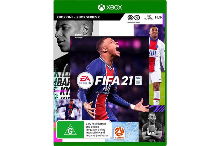 FIFA 21 (Xbox One/ Xbox Series X)