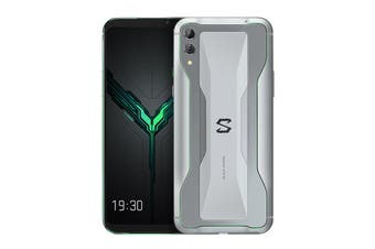 Xiaomi Black Shark 2 (8GB RAM, 128GB, Silver) - Global Model