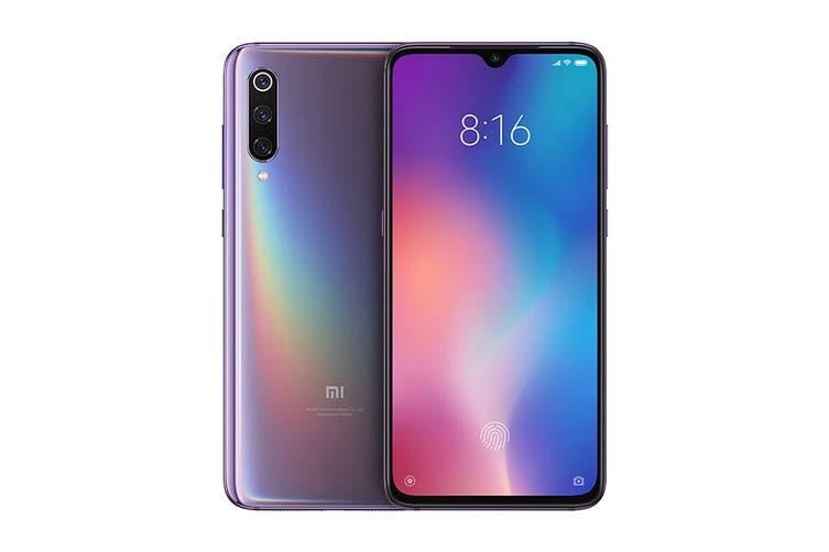 Xiaomi Mi 9 (128GB, Lavender Violet) - Global Model