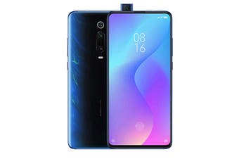 Xiaomi Mi 9T (128GB, Blue) - Global Model