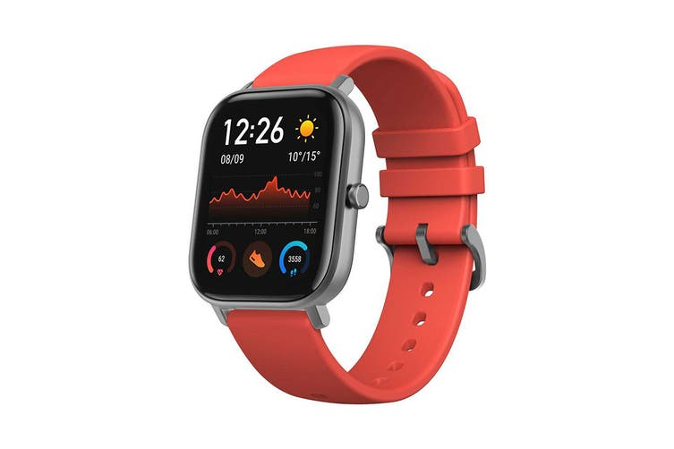 Xiaomi  AmazFit GTS Smart Watch (Red)
