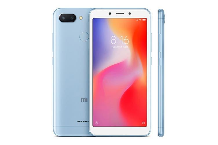 Xiaomi Redmi 6 (32GB, Blue) - Global Model