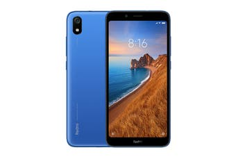 Xiaomi Redmi 7A (32GB, Blue) - Global Model