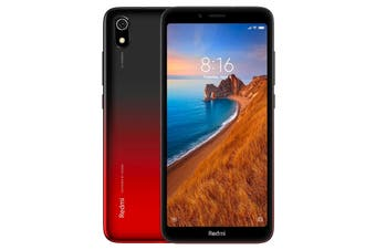 Xiaomi Redmi 7A (32GB, Red) - Global Model