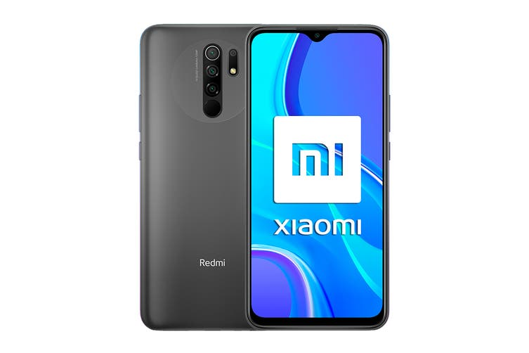 Xiaomi Redmi 9 (64GB, Carbon Grey)