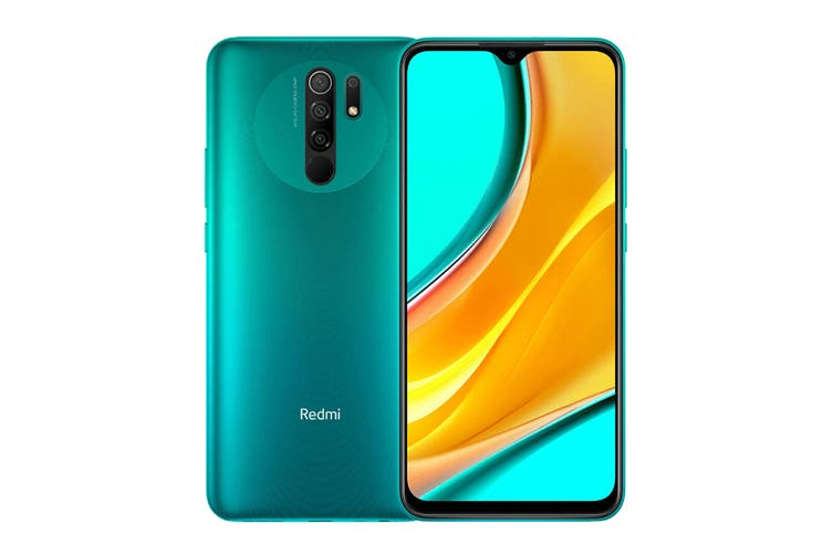 Xiaomi Redmi 9 with NFC (32GB, Ocean Green)