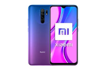 Xiaomi Redmi 9 with NFC (64GB, Sunset Purple)
