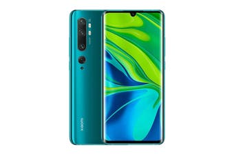Xiaomi Mi Note 10 Pro (256GB, Green) - Global Model