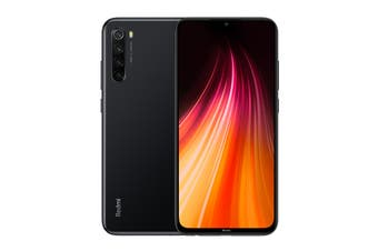Xiaomi Redmi Note 8 (128GB, Black) - Global Model