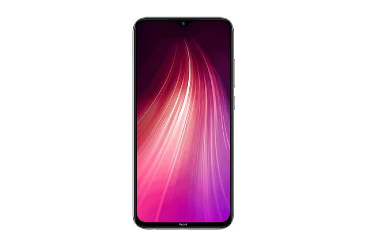 Xiaomi Redmi Note 8 (128GB, Black) - Global Model