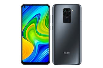 Xiaomi Redmi Note 9 (4GB RAM, 128GB, Onyx Black)