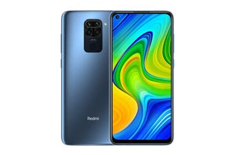 Xiaomi Redmi Note 9 with NFC (Midnight Grey)