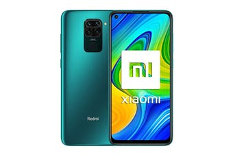 Xiaomi Redmi Note 9 with NFC (64GB, Forest Green)