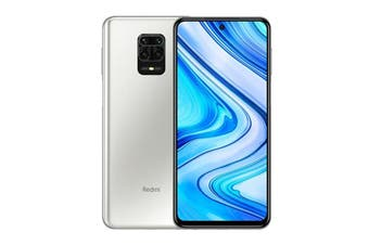 Xiaomi Redmi Note 9 Pro (128GB, Glacier White) - Global Model