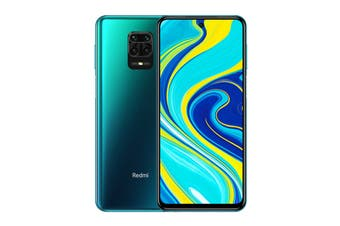 Xiaomi Redmi Note 9 Pro (Tropical Green) - Global Model