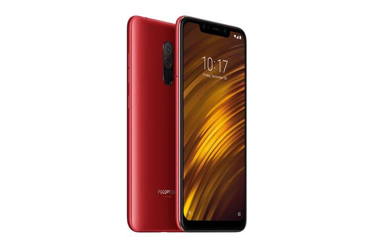 Xiaomi Pocophone F1 (64GB, Rosso Red)