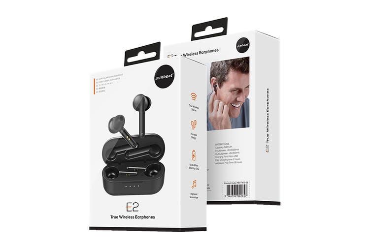mbeat E2 True Wireless Earphones
