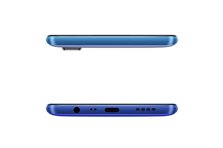 realme 6 (128GB, Comet Blue)