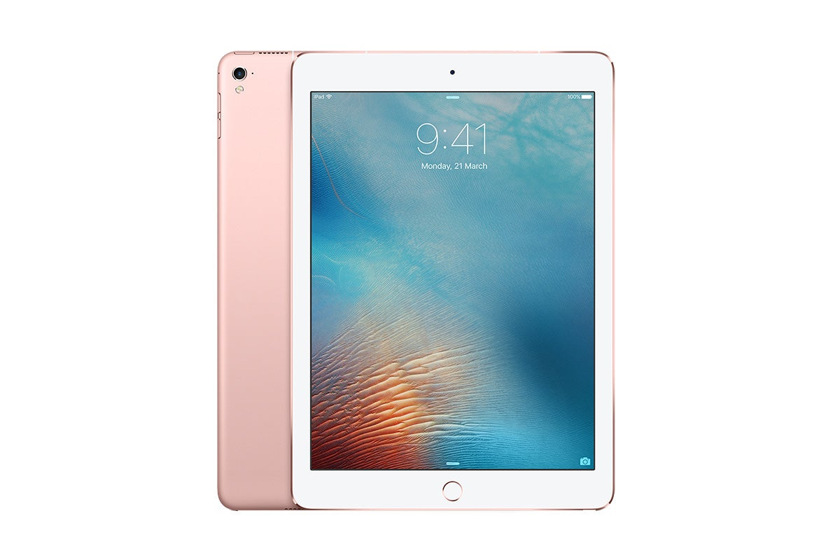 apple ipad pro 9 7 32gb wi fi rose gold 888462808699. Black Bedroom Furniture Sets. Home Design Ideas