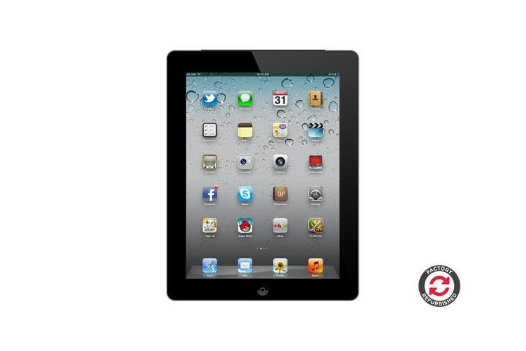 Apple iPad 2 Refurbished (16GB, Cellular, Black) - A Grade